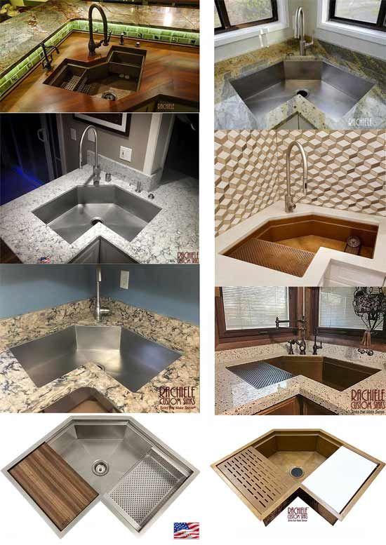 Corner Kitchen Sink Dekorationcity Com Corner Sink Kitchen Kitchen Design Small Corner Sink