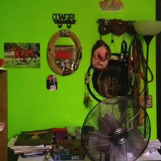 My room ! Love the color