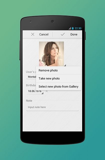 ... tracking and more app design edit profile search google design app