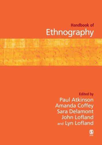 Library Genesis: Paul Anthony Atkinson, Sara Delamont, Amanda Coffey, John Lofland, Lyn H. Lofland (Eds.) - Handbook of Ethnography