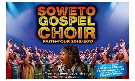 image for 2 Tickets für Soweto Gospel Choir