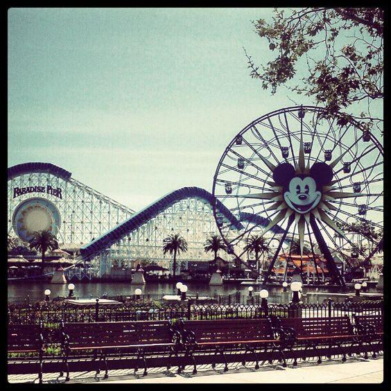 Disney's California Adventure #ParadisePier