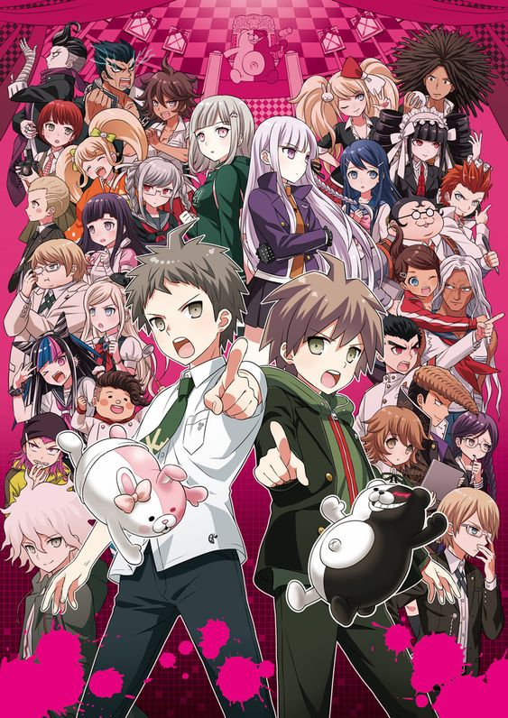 DANGANRONPA ~~ I haven't seen any of this one. Is it any good?