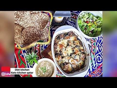 احلى وجبه افطار كيتو دايت في رمضان ٢٠٢٠ مع خبز حنان الشهير Youtube Food Keto Breakfast