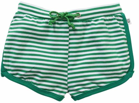 Mini Me Shorty Short in Jade