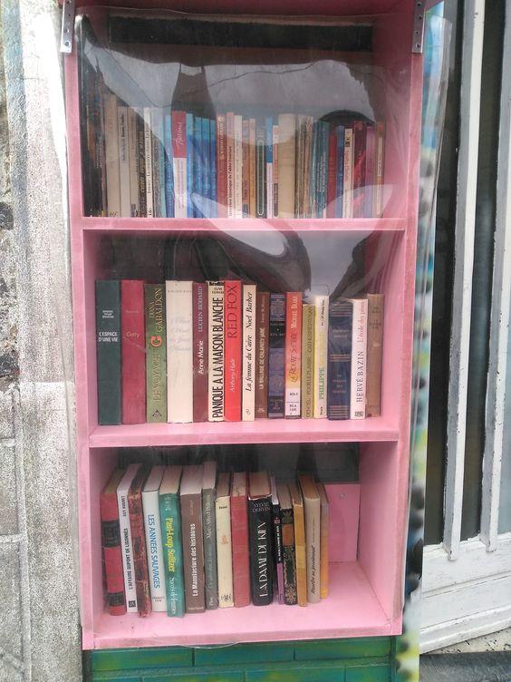 Boîte à livres Marchienne-au-Pont