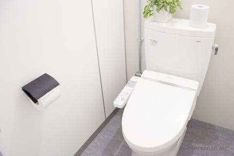 トイレ の 黄ばみ