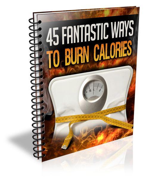 45 Fantastic (And Surprising!) Ways to Burn Calories
