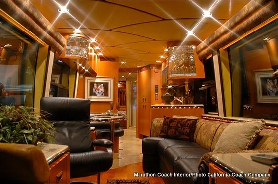 Luxury Rv Home Interior California Coach Company Brokerage With A Touch Of Class National