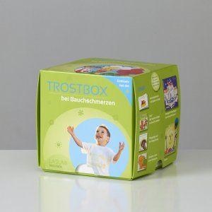Lasumi - Die Trostbox bei Infekten Die LASUMI-Trostbox: Zum Ablenken, Beschäftigen und Trösten von kranken Kindern.  Mit praktischen Hilfestellungen, Medizin zu geben und Pflegemaßnahmen spielerisch durchzuführen.