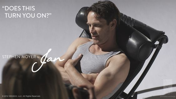 "Stephen Moyer in ""Jan."""