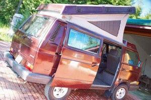 1990 VW Vanagon Westfalia Camper w/ 2.5L Subaru - $20k in Hawaii http://westfaliasforsale.com/1990-vw-vanagon-westfalia-camper-w-2-5l-subaru-20k-hawaii/