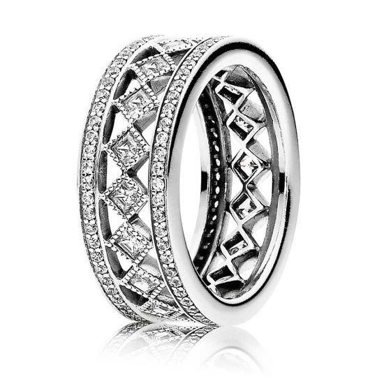 anello vintage pandora