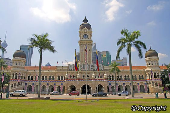 Sultan Abdul Samad Building in Kuala Lumpur - Kuala Lumpur Attractions