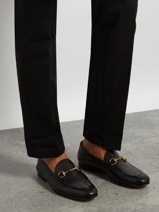 gucci horsebit loafers men