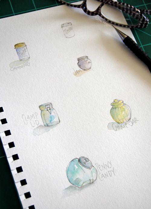elvie studio: from chairs to jars