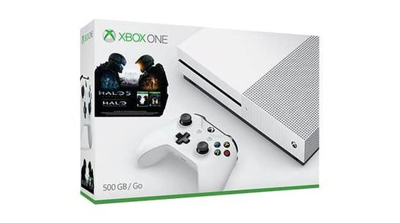 Xbox One S 1TB and 500GB models arrive… http://www.geek.com/games/xbox-one-s-1tb-and-500gb-models-arrive-august-23-with-free-games-1663577/