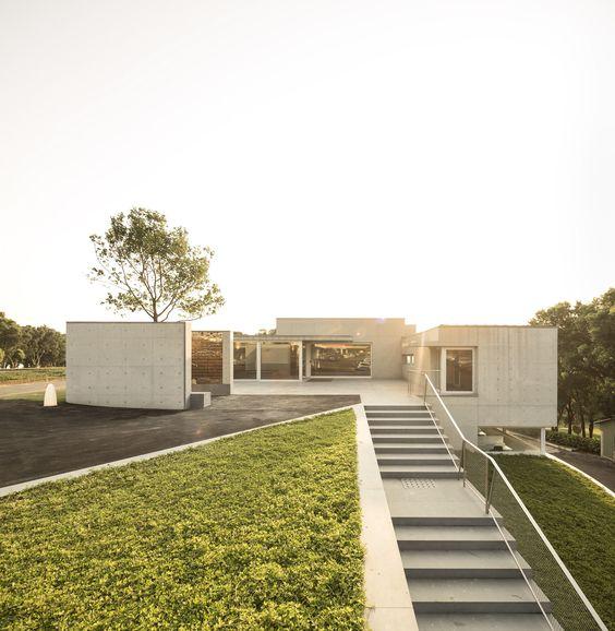 Galería - Se inaugura la Siza House en el Club de Golf de Changhua, Taiwan - 51