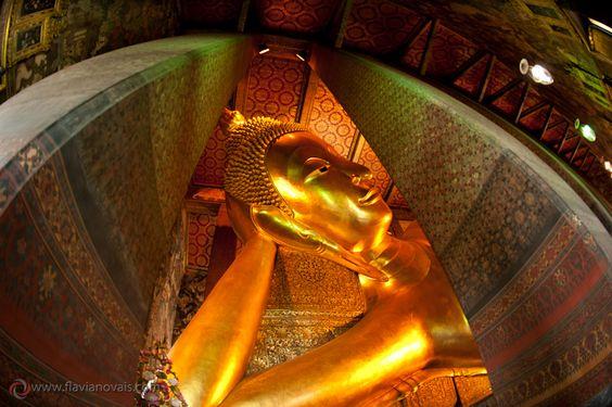 Impressionante esse lugar - Bangkok, Tailândia