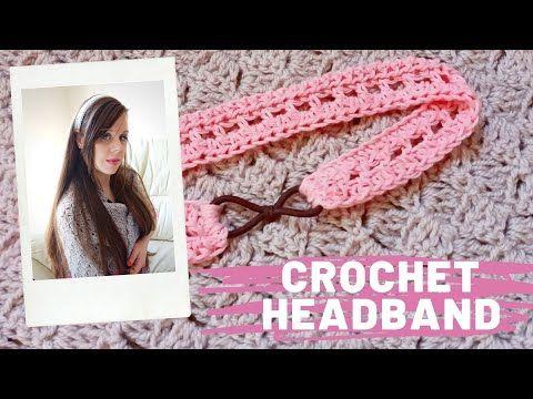 Easy Crochet Pattern Headband Boho Headband Written Pattern Lacy Crochet Headband Pattern Graph Pattern For Womens Headband Crochet