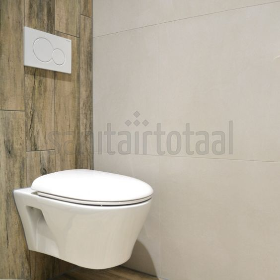 Houtlook tegels houtlook badkamer houtlook woonkamer houtlook keuken houtlook keuken - Deco toilet zwart ...