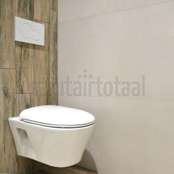 Houtlook tegels houtlook badkamer houtlook woonkamer houtlook keuken houtlook keuken - Deco in het toilet ...