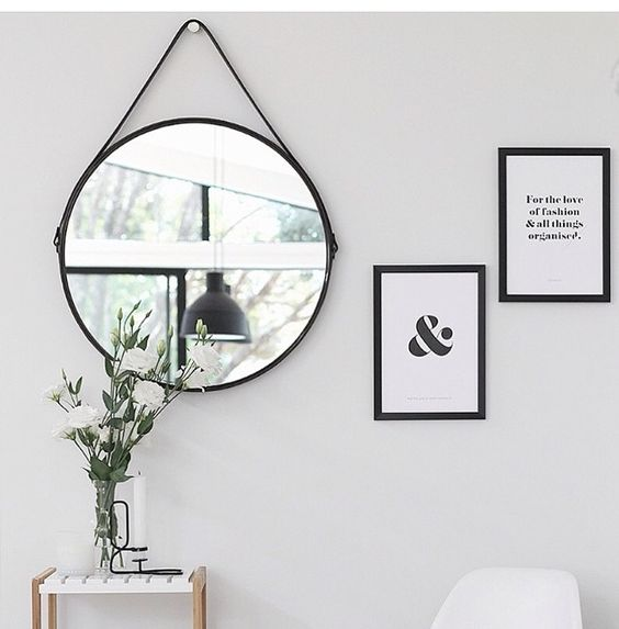 the picture the mirror frames ropes hand lettering cool mirrors mirror