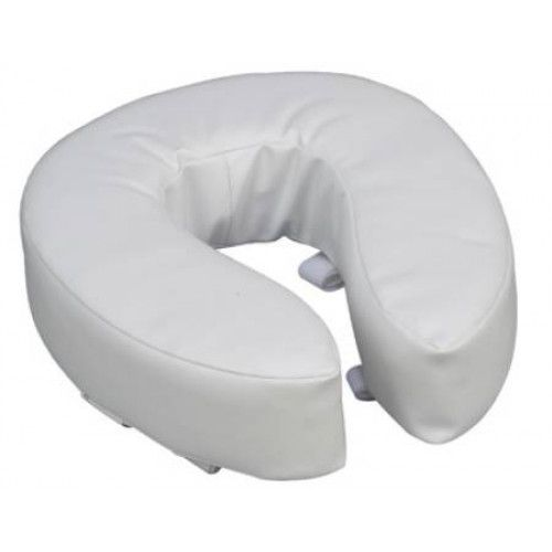 Raised Toilet Seat 4 Inch Cushioned in 2020 | Toilet seat, Seat