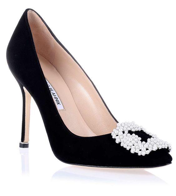 manolo blahnik hangisi high heels