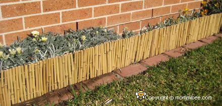 Decorar jardin con canas de bambu bambu pinterest - Canas de bambu decoracion exterior ...