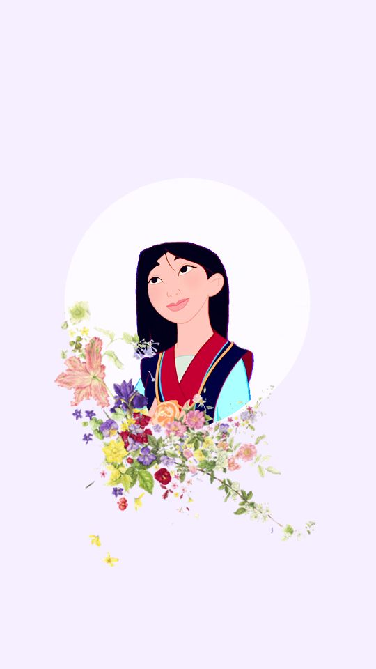 お花ムーラン
