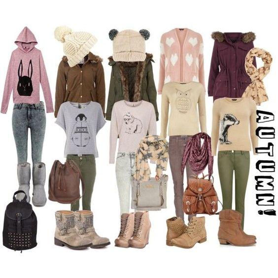 Autumn / Fall Fashion- neutrals
