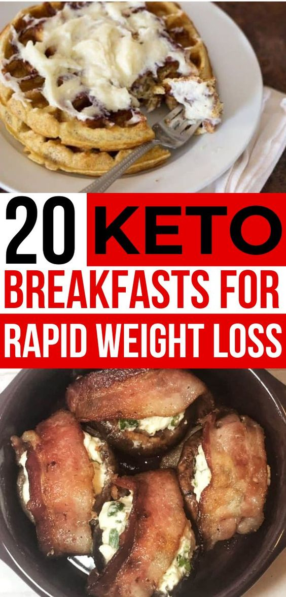 20 Easy Keto Breakfast Recipes That'll Help You Lose Weight - Savvy Honey