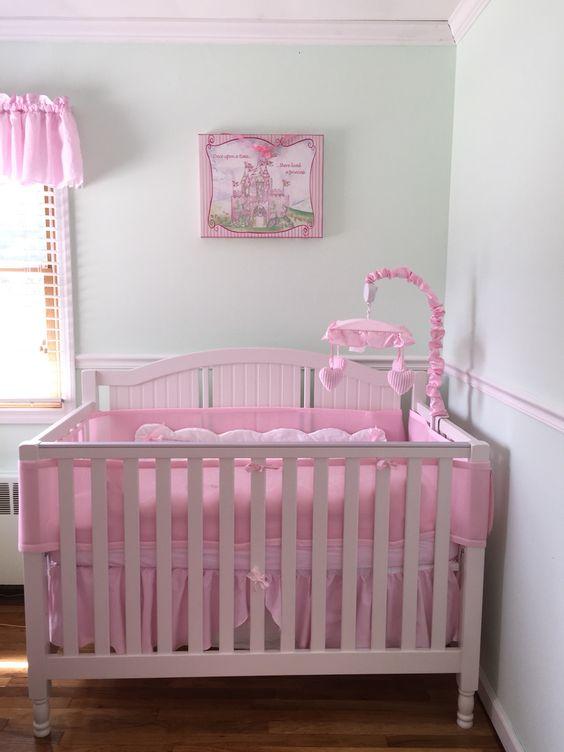 Pottery barn crib