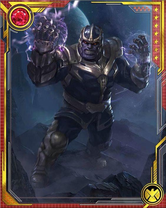 Eternal Thanos