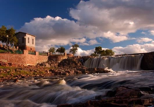 the beautiful sioux falls.