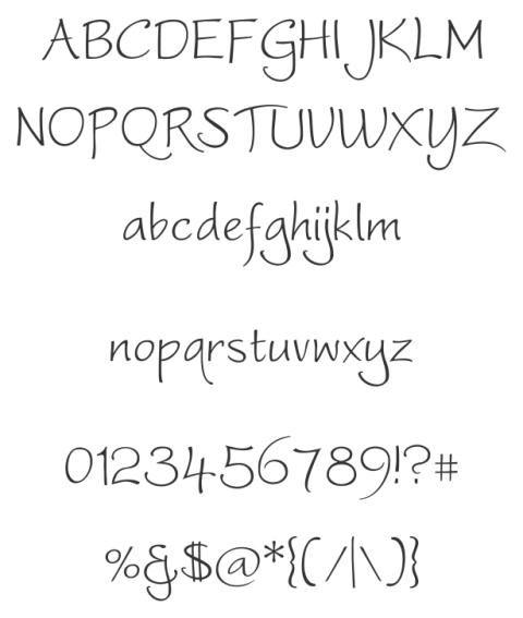 Caratteri Scrittura Particolari Sm34 Lettere Dell Alfabeto