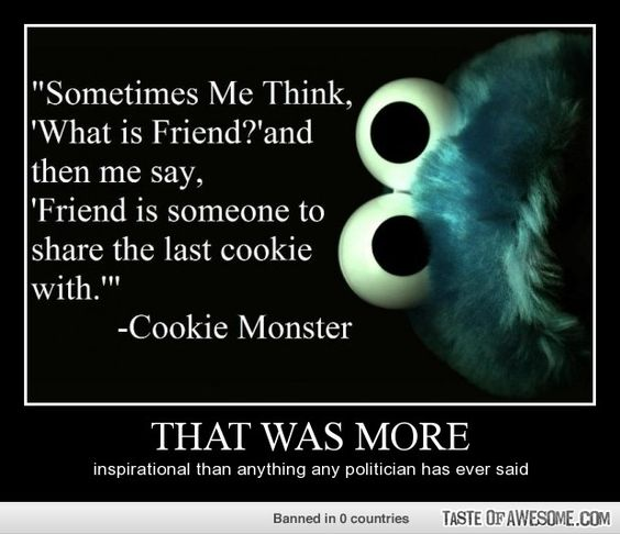 13 Pics That Will Restore Anyone's Faith In Cookies - Boring Pics + Epic Captions - Taste of Awesome: