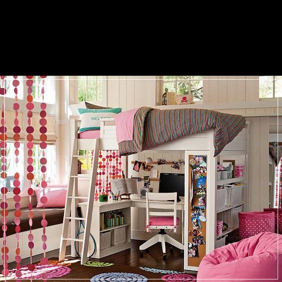 Girls Teen Room