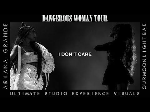Ariana Grande I Don T Care Band Interlude Dangerous Woman Tour