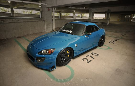 S2000 on SSR Wheels