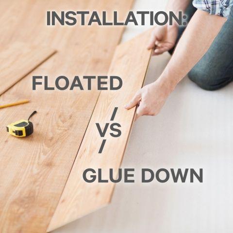 Floating Vs Glue Down Engineered Floor Feels Free To Follow Us