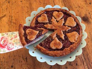 Juli´s Pink Kitchen: Linzer Torte