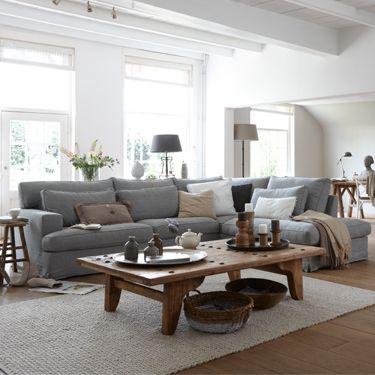 Bank cannes bij het kabinet leverbaar in verschillende maten en opstellingen en een ruim aanbod - Hoek sofa x ...