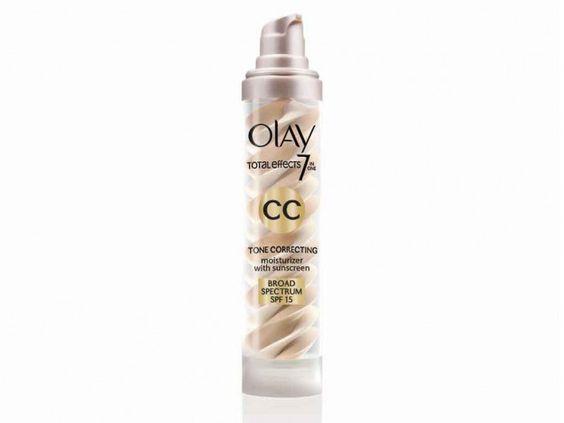 olay moisturizer, sunscreen, foundation