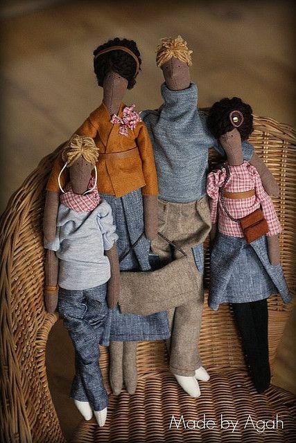 Família Tilda.