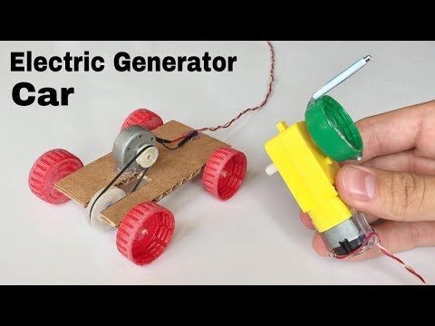 How To Make A Remote Control Car At Home Diy Youtube