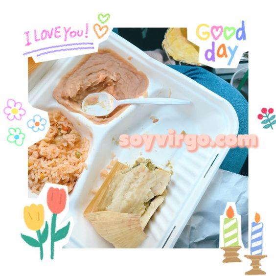 hanging out with my husband for a week   soyvirgo.com (vegan mexican food tamales)