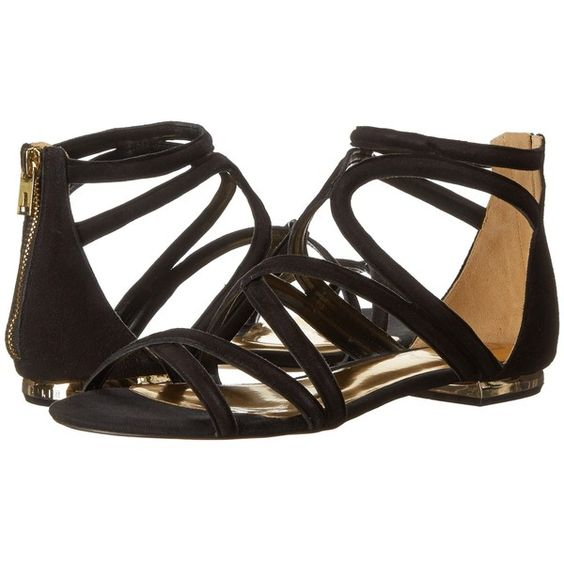 Ted Baker Raria Women's Sandals ($215) ❤ liked on Polyvore featuring shoes, sandals, summer shoes, strap sandals, ted baker sandals, strap shoes and strappy sandals