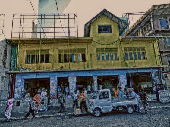 Fish Market in Malè